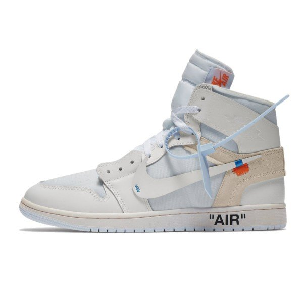 NIKE AIR JORDAN 1 × OFF WHITE