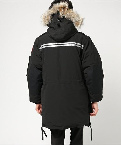 2ceae6053343 Men s Canada Goose Snow Mantra Parka Black  Canada-Goose1110L1  -  250