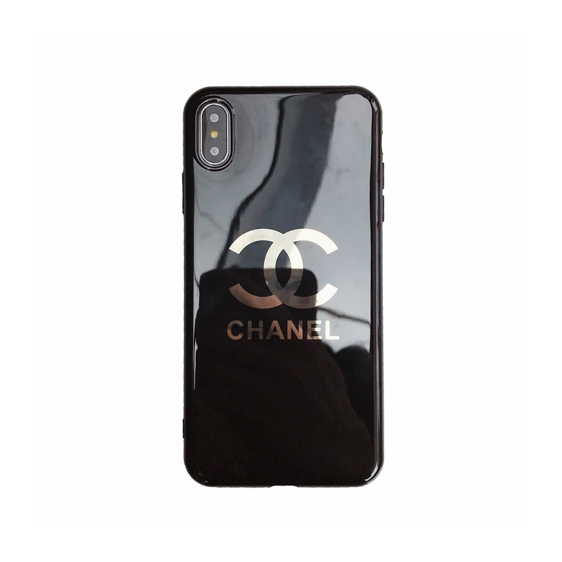 CHANEL(シャネル) iPhone XS Max、XS、XR、X、7/8、7/8 Plus、6/6s、6/6s Plus ケース 2色
