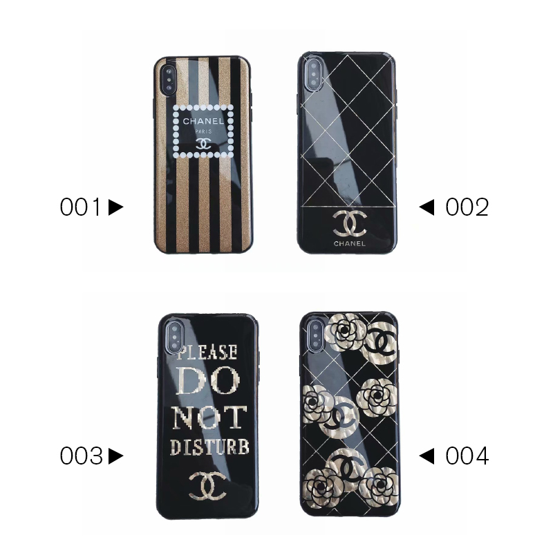 CHANEL(シャネル) iPhone XS Max、XS、XR、X、7/8、7/8 Plus、6/6s、6/6s Plus ケース 4色
