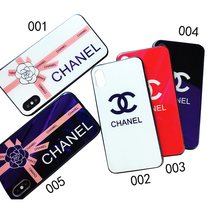 CHANEL(シャネル) iPhone XS Max、XS、XR、X、7/8、7/8 Plus、6/6s、6/6s Plus ケース 5色