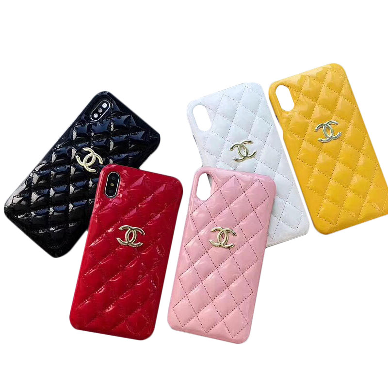 CHANEL(シャネル) iPhone XS Max、XS、XR、X、7/8、7/8 Plus、6/6s、6/6s Plus クラシック ケース 5色