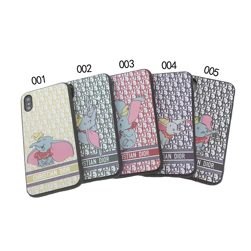 Christian Dior Elephant iPhone用ケース 5色