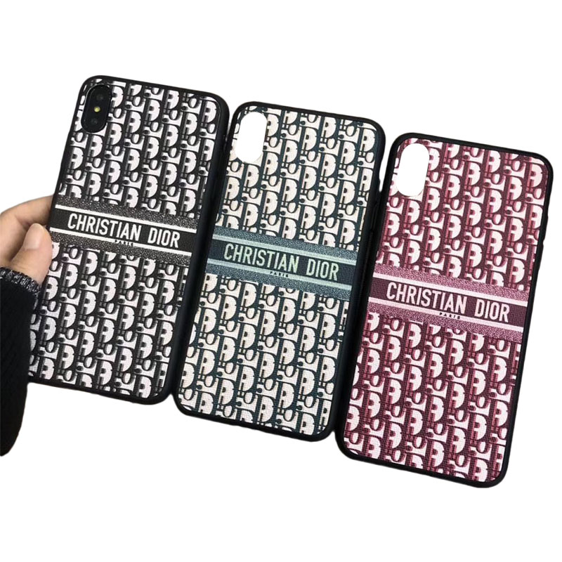 Christian Dior iPhone用ケース 3色