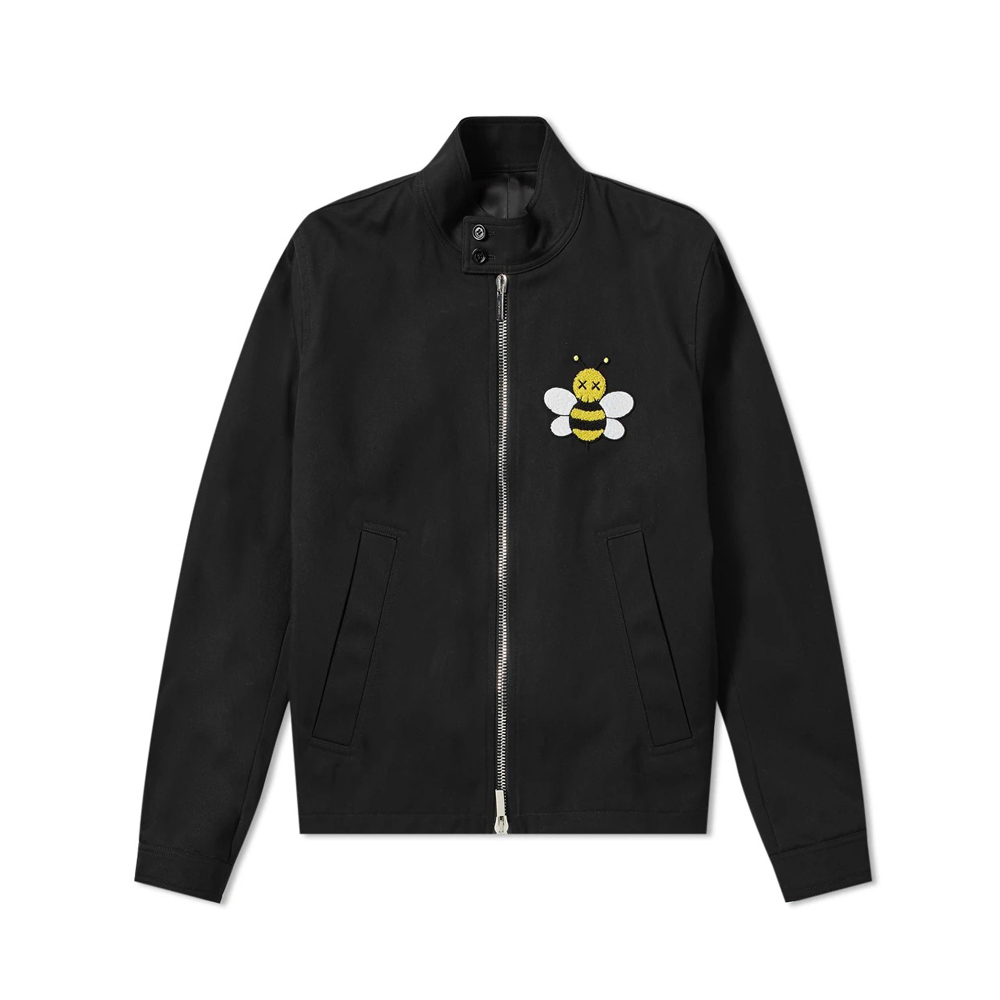 Dior X KawsのBee Harrington ジャケット