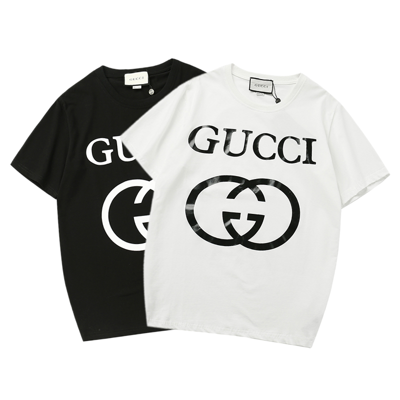 GUCCI Oversize T-shirt with Interlocking G 2 colors