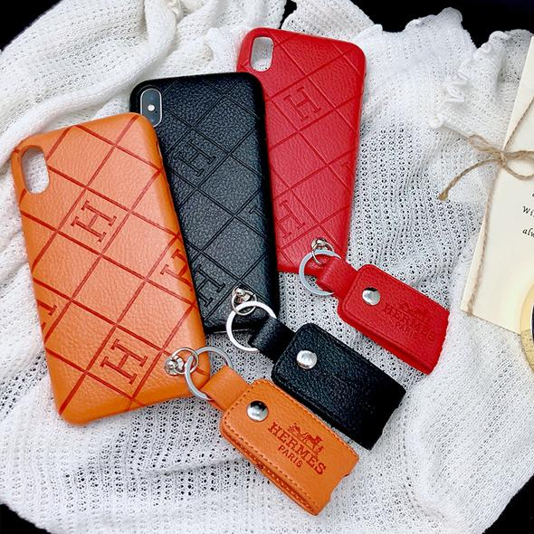 Hermes(エルメス) iPhone X、XS、XS Max、XR、8、8 Plus、7、7 Plus、6/6s、6/6S Plus ケース 7色