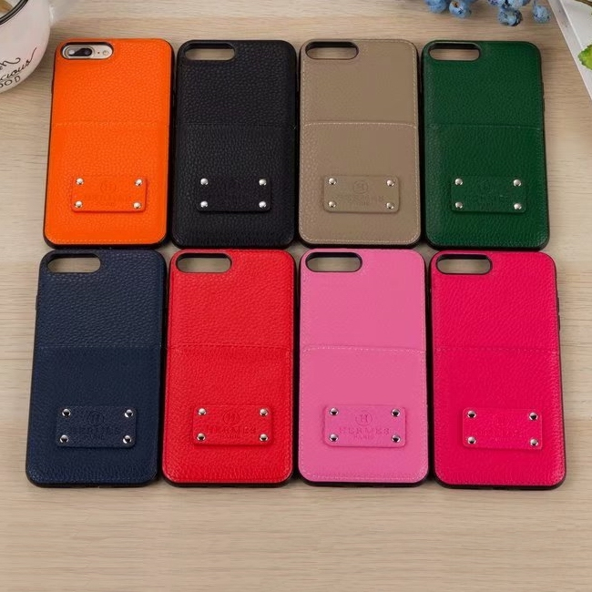 Hermes(エルメス) iPhone X、XS、XS Max、XR、8、8 Plus、7、7 Plus、6/6s、6/6S Plus ケース 8色