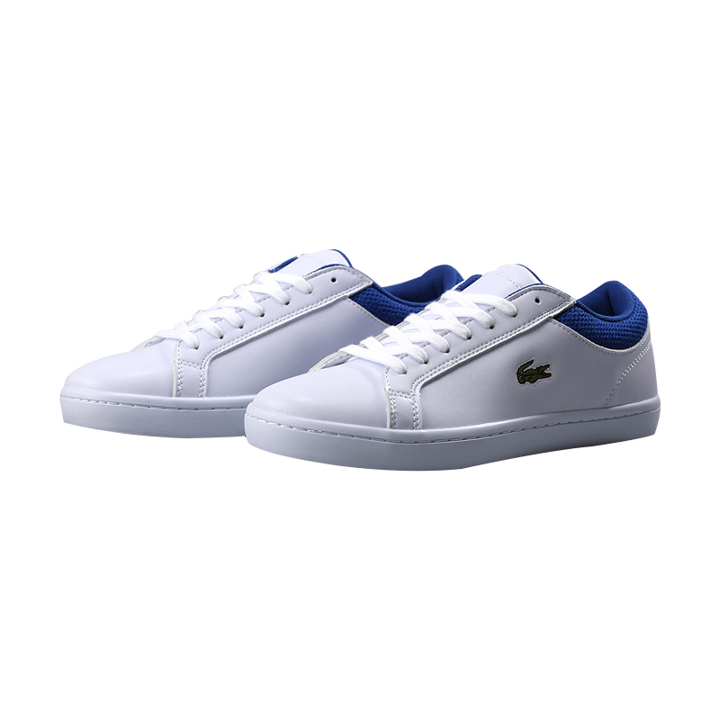 Lacoste (ラコステ) メンス レザー Sneakers 靴