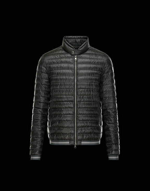 Men Moncler Down Jackets David Black