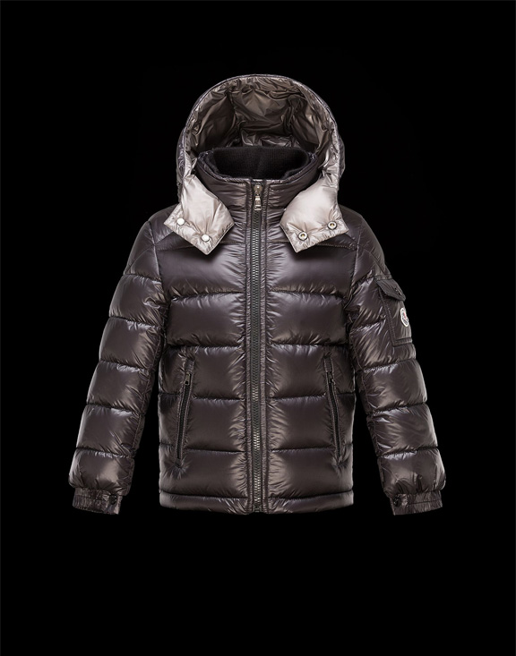 Moncler Kids Down Jackets Zin Brown