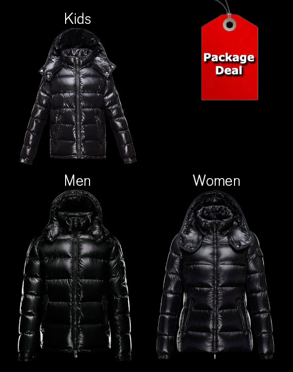 Hot Moncler 【2017 VALUE SPREE】 Package Deals 01