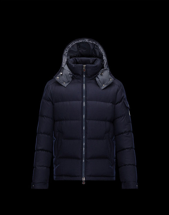【2017-18AW】Men Moncler Down Jackets Montgenevre Steel Blue