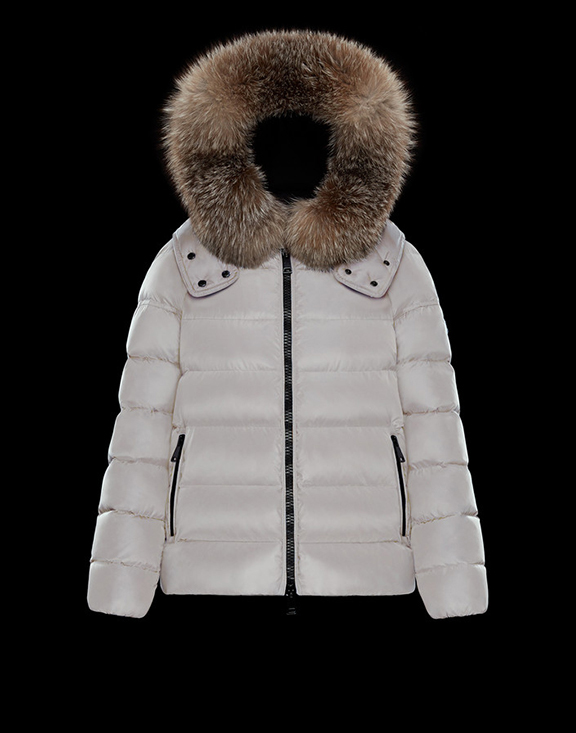 Women Moncler Down Jackets Chitalpa White