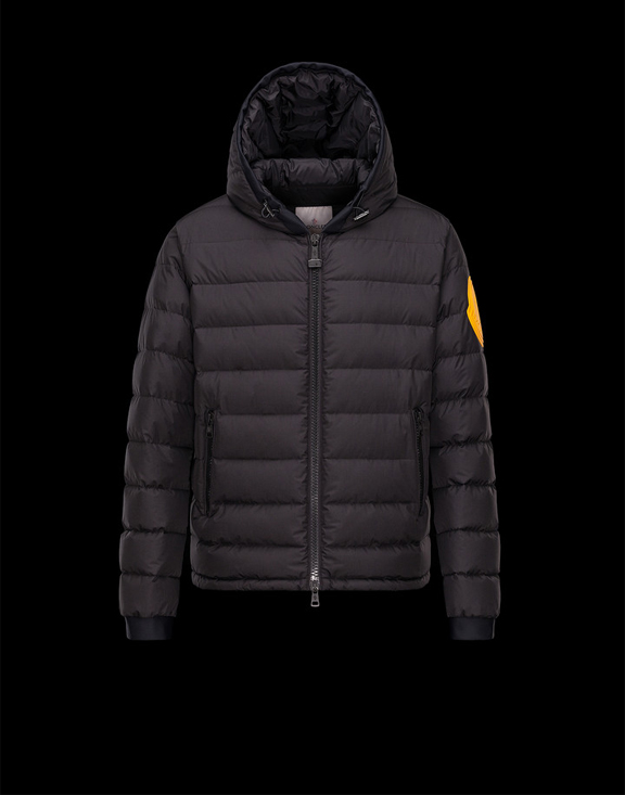 Moncler X OFF-WHITE Dinard Black
