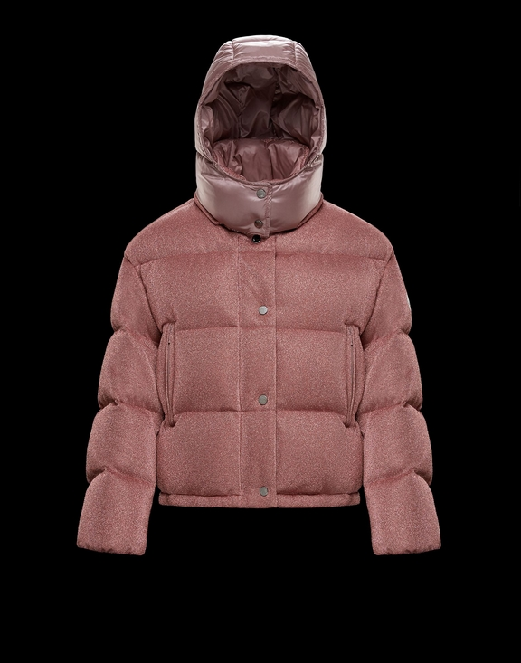 Women Moncler Down Jacket CAILLE Pink