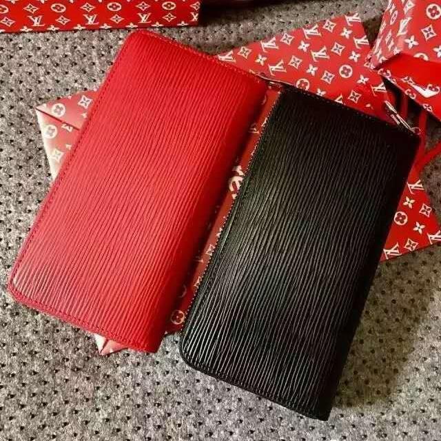 beb589c5 Supreme X Louis Vuitton Epi Leather Wallet 2 Color [S198m] - $79