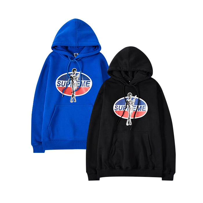Supreme Week4 Hysteric Glamour Hooded Sweatshirt 2 Color