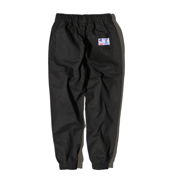 2017 FW Supreme x Champion Casual Pants 3 Color