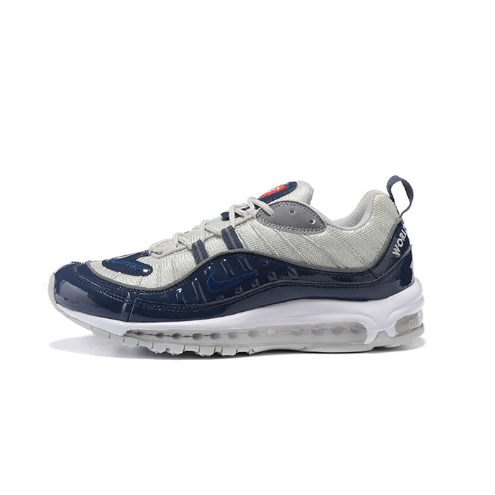 Supreme x Nike Air Max 98 Navy