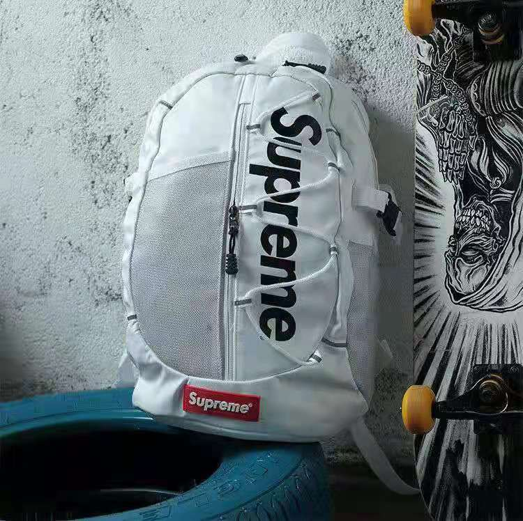 17SS Supreme Backpack Black