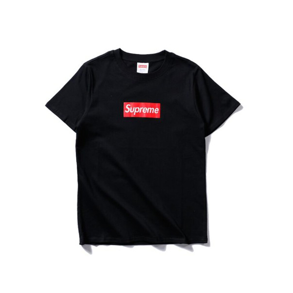 Supreme Box Logo Tee Black S-XL T-Shirt Black