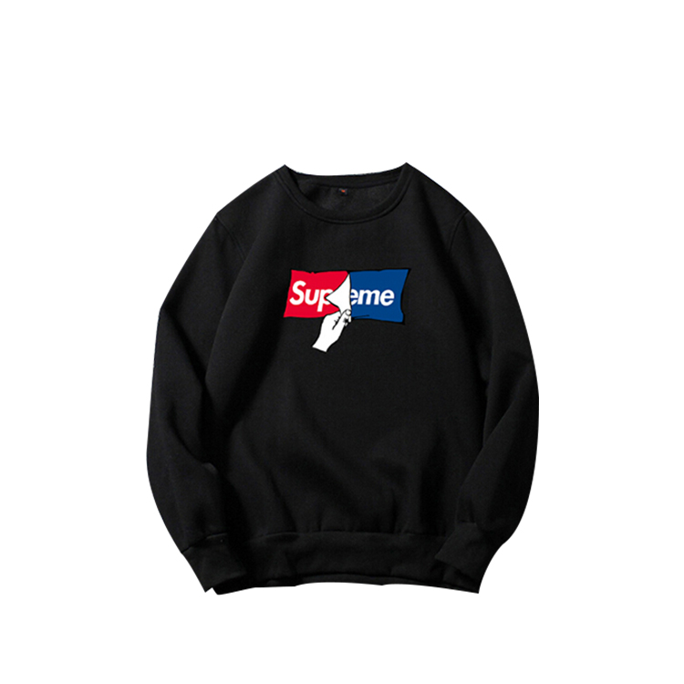 Supreme Box Logo Crewneck Sweatshirt Black