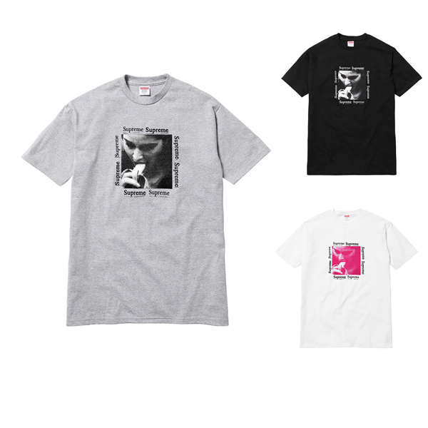 15FW Supreme Banana Cotton T-shirt 3 Color