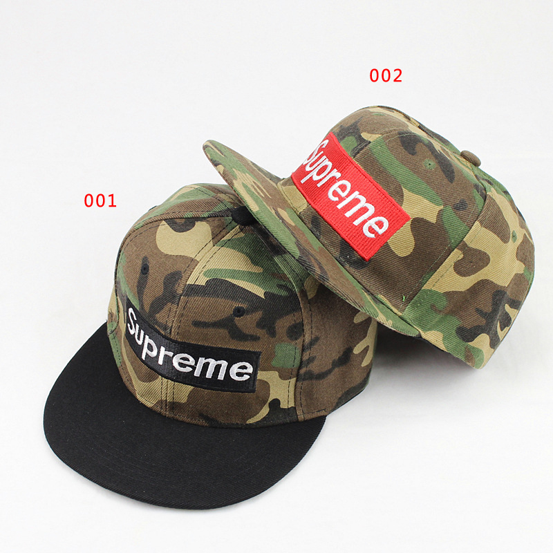 Supreme Camo Cap 2 Color