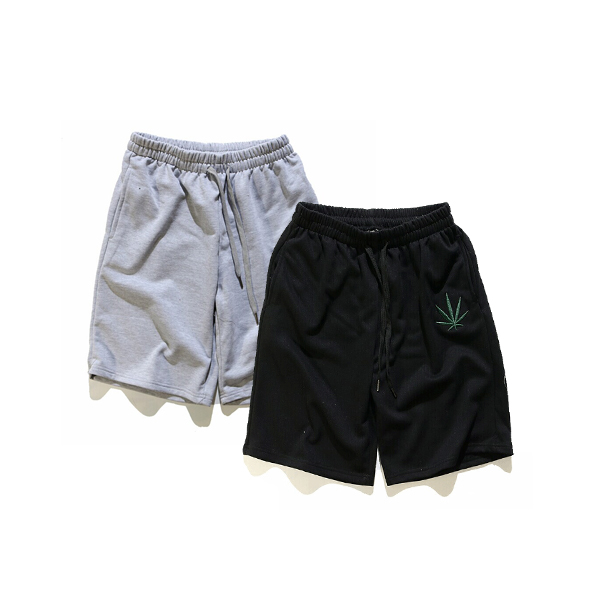 Supreme Leaf Logo Short Pants 2 Color