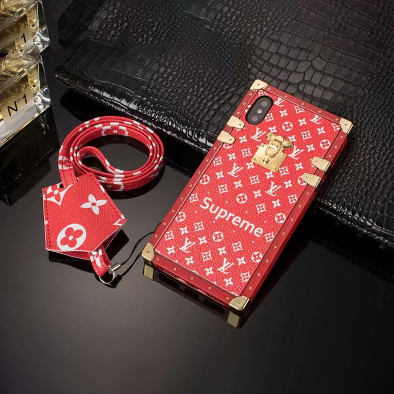 e3955abd9624 Supreme X Louis Vuitton iPhone6 6s、6 6sPlus、7、7 Plus、8、8 Plus、X 、XS、XS  Max、XR Case