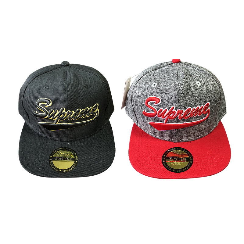 Supreme Big Logo Cap 2 Color