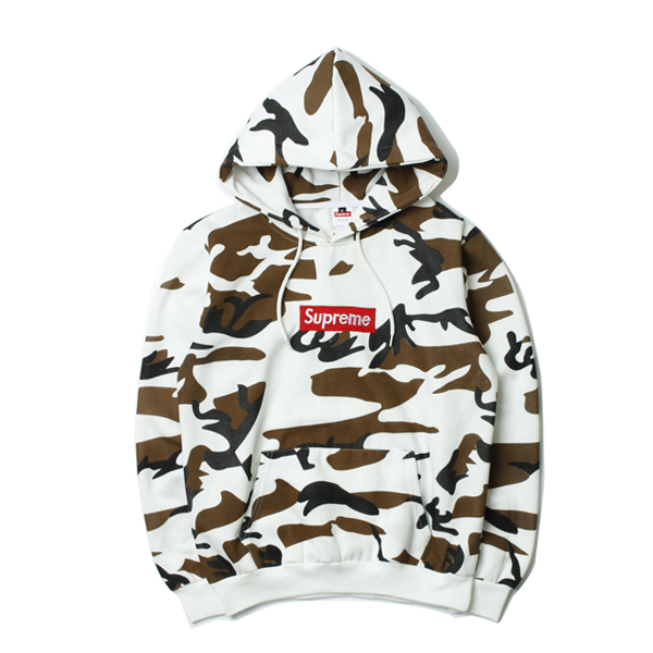 16FW Supreme Box logo Hoodies Sweatshirt