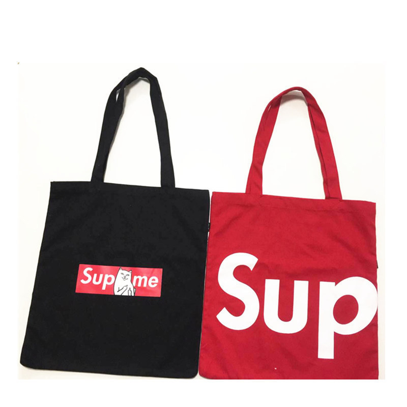 Supreme x Ripndip Canvas Bag 2 Color