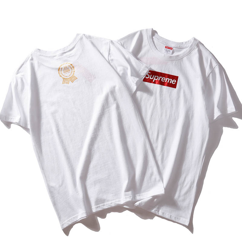 Supreme Nagoya Gilding Box Logo T-Shirt 2 Color