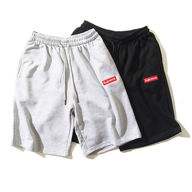 Supreme Logo Sports Shorts 2 Color