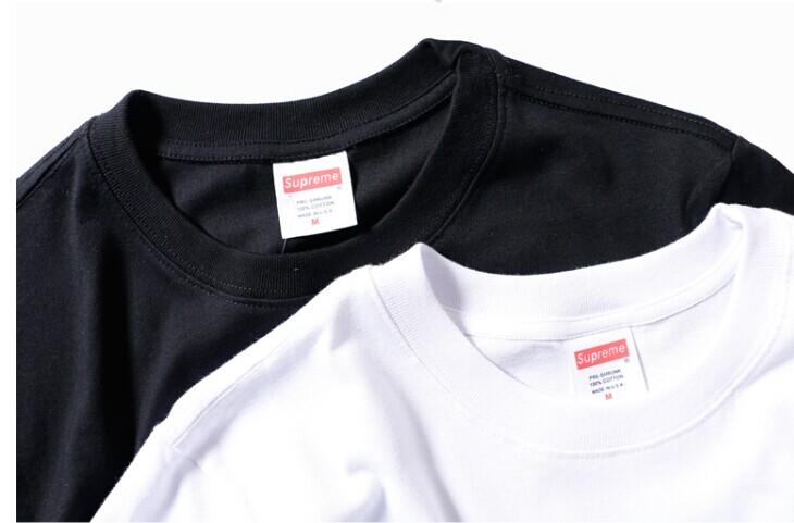 39fba11c4a71 2017 Hot supreme x Louis vuitton T-Shirt Black  supre0a04  -  49