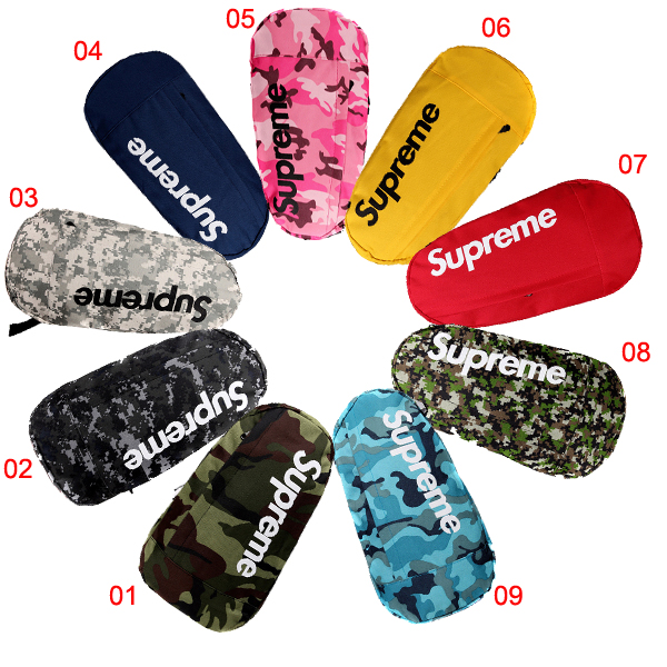 Ss17 Supreme Messenger Backpack Women/Men 9 Color