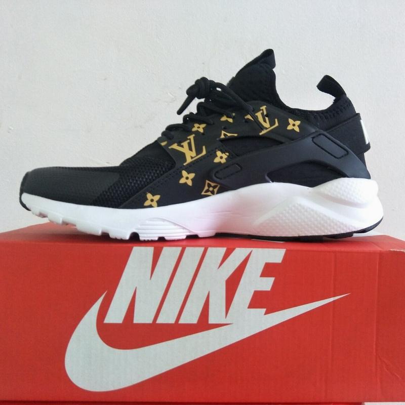 supreme x louis vuitton x nike air huarache sneakers supreme504a007 115. Black Bedroom Furniture Sets. Home Design Ideas