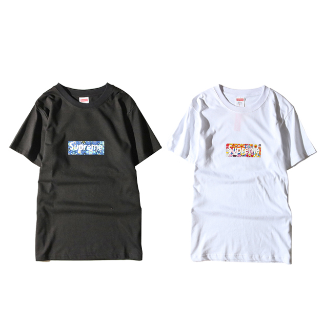 Supreme Sunflower Smile T-Shirt  2 Color