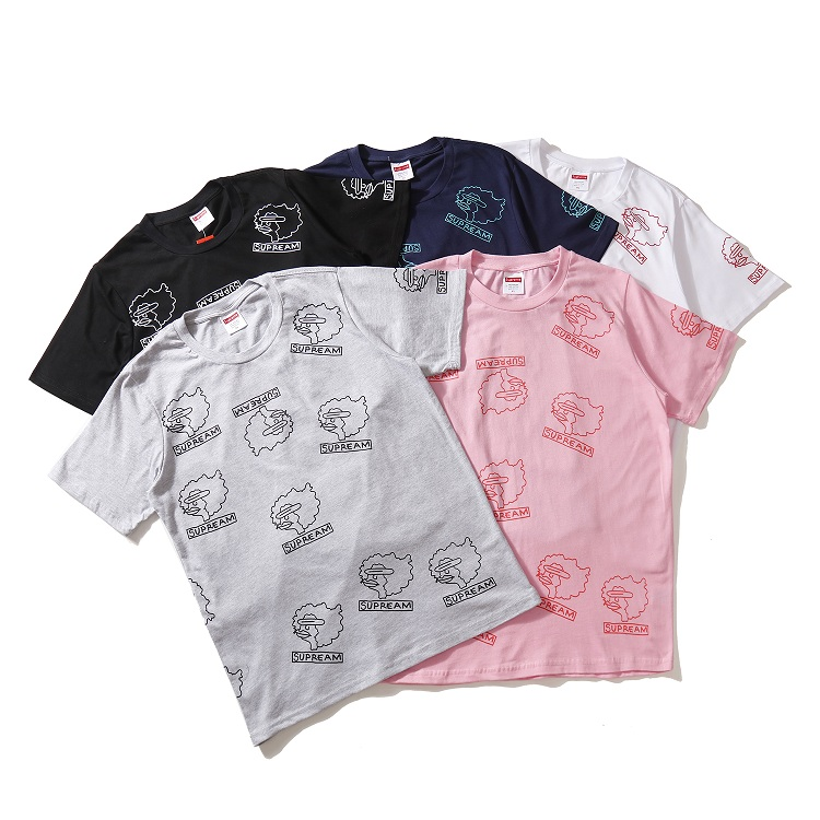 17FW Supreme Gonz Heads Tee 5 Color