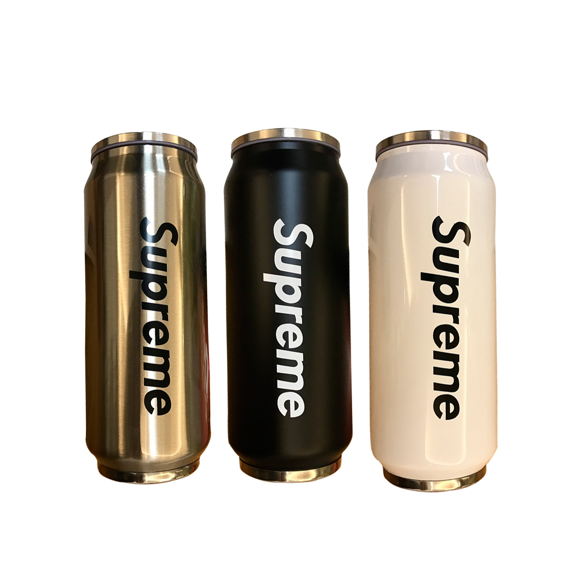 Supreme Cans Suction Tube 保温カップ 3色