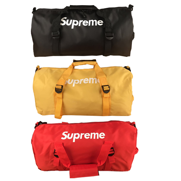 Supreme(シュプリーム) Travel Waterproof Shoulder Bag 3 色