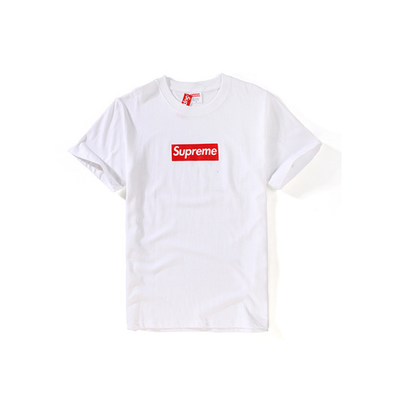 Supreme Box Logo Tee White S-XL Tシャツ ホワイト