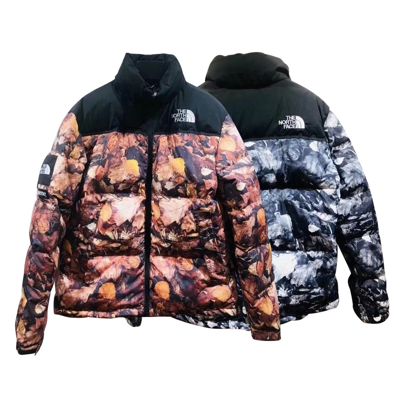 Supreme X The North Face Nuptse ジャケット 2色