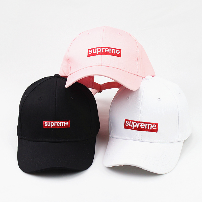 18SS Supreme Small Box Logo キャップ 3色