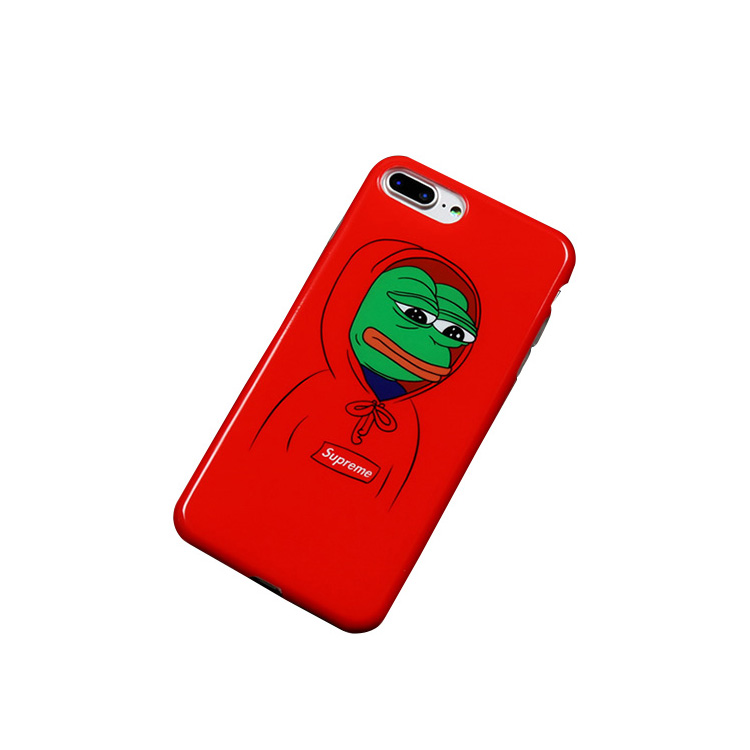 Supreme (シュプリーム) Iphone6/6s、6/6sPlus、7、7 Plus、8、8 Plus, X , XS, XS Max, XR ソフトケース