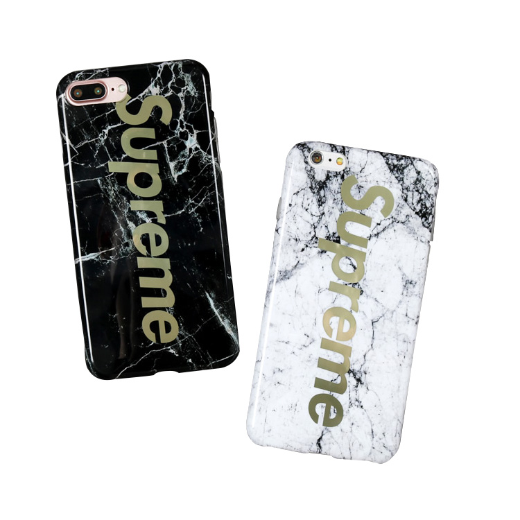 Supreme (シュプリーム) IPhone6/6s 6/6sPlus 7/8 7/8Plus IPhoneX ソフトケース