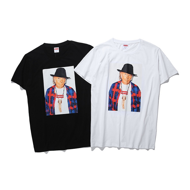 15SS Supreme (シュプリーム) Neil Young Tシャツ 2色