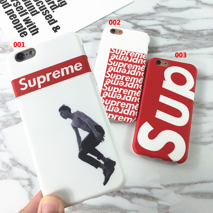 Supreme Iphone6/6s、6/6sPlus、7、7 Plus、8、8 Plus  ケース
